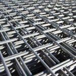 galvanised weld mesh